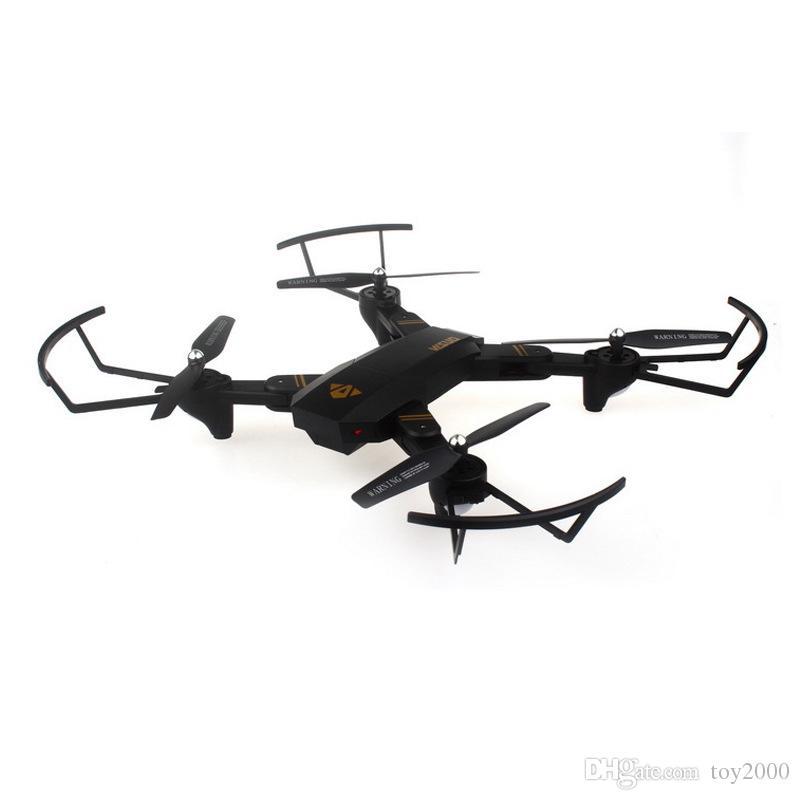 XS809W quadcopter الطائرات wifi وظيفة fpv 2.4 جرام 4ch 6 محور الارتفاع rc الطائرة مع 720 وعاء hd 2mp كاميرا rc لعبة طوي استطلاع