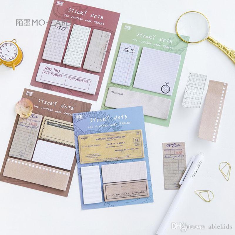 The Cheapest Price Cute Cartoon Rilakkuma Little Bear Sticky Notes Post It Adhesive To Do Memo Pad Planner Stickers Bookmarks Korean Stationery Office & School Supplies Memo Pads