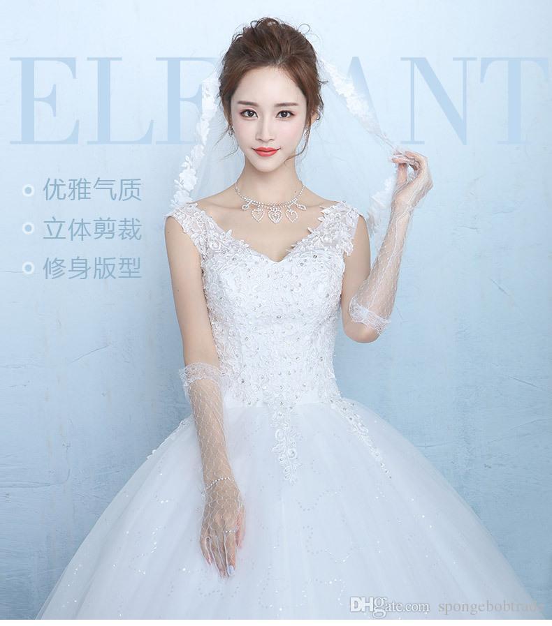 Vestidos de novia en outlet baratos