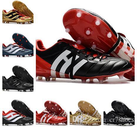 2019 Predator Precision Fg Ic Tf Mens Football Boots New Models
