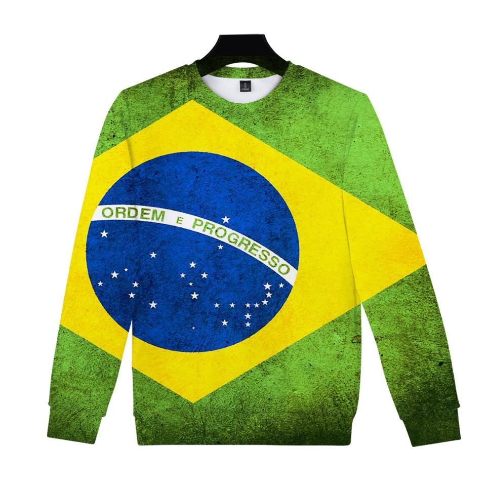 Compre 3D Bandeira Nacional Impressão Portugal Argentina Alemanha Rússia  Brasil EUA Moletom Com Capuz Camisola Das Mulheres Dos Homens Lindo 3D  Hoodies ... f1b5ccae35a