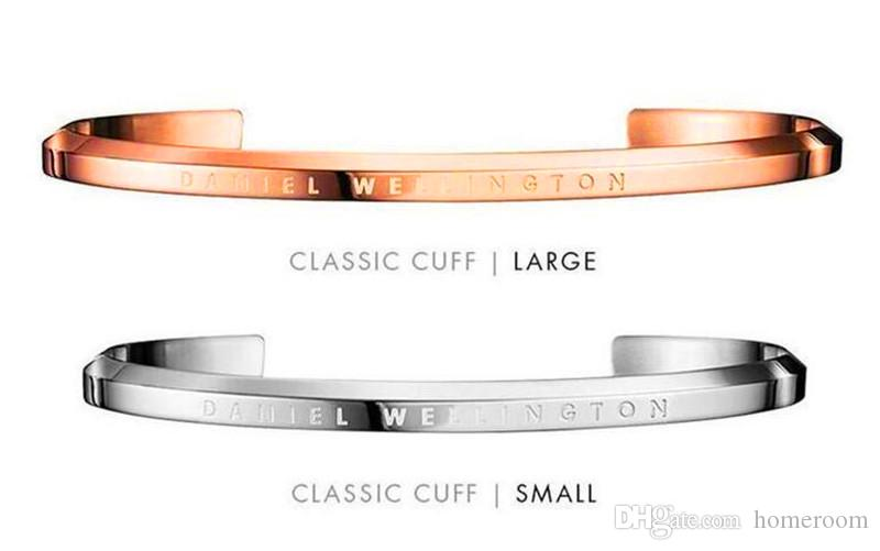 Luxury Brand Lovers Bracelet Classic Cuff Rose Gold Silver Bangle Men Women Strap Available Bracelets Pulsera Christmas Birthday Gift