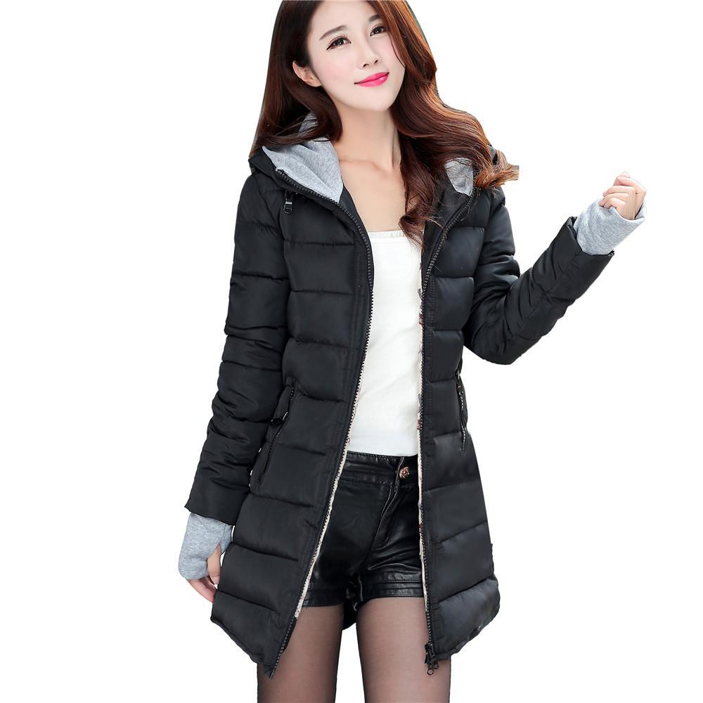c3122e377f6 Plus Size 4XL Winter Jacket Long Coat Women Fashion 2018 Ukraine Print  Hooded Woman Jackets Parka Womens Tops And Blouses Parkas Cheap Parkas Plus  Size 4XL ...