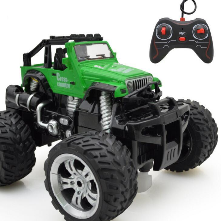 360 ° Rotating Remote Control Car Off-Road Vehicle Stunt Car Children Toys Eectric Remote Control Car Stall Selling