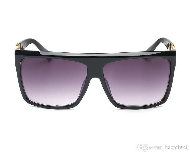 b81f0fc2518e8 Compre Óculos De Sol Dos Homens Aviação Condução Máscaras Masculino Óculos  De Sol Para Homens Retro Barato Marca De Luxo Designer Oculos Óculos De Sol  De ...