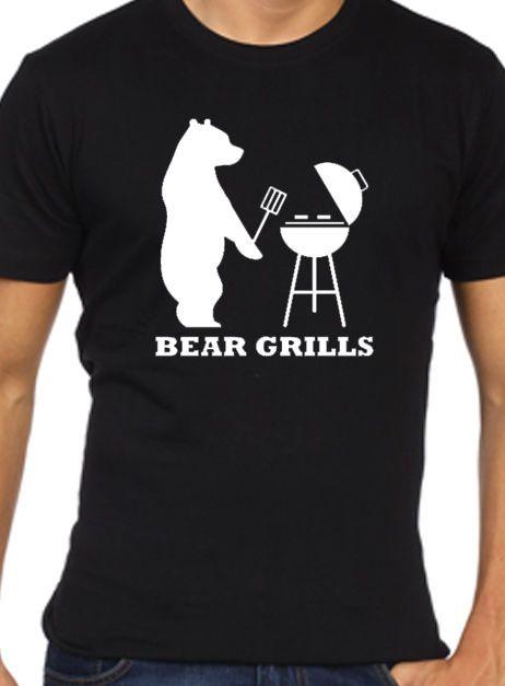 0042c8d639 Lustige T Shirt Fur Herren Bar Grills Bbq Grill Newest 2018 Fashion  Stranger Things T Shirt Men Short Sleeve Basic Tops Cool Shirt Designs T  Shirt Quotes ...
