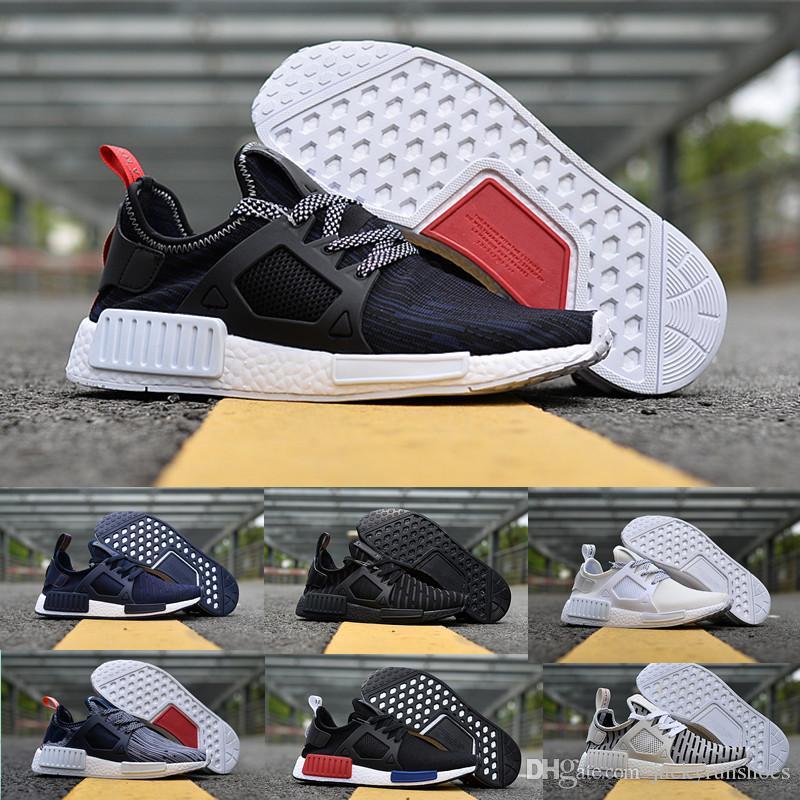 5285271df 2018 Ultra XR1 PK Women Mens Running Shoes Sports Sneakers Primeknit ...