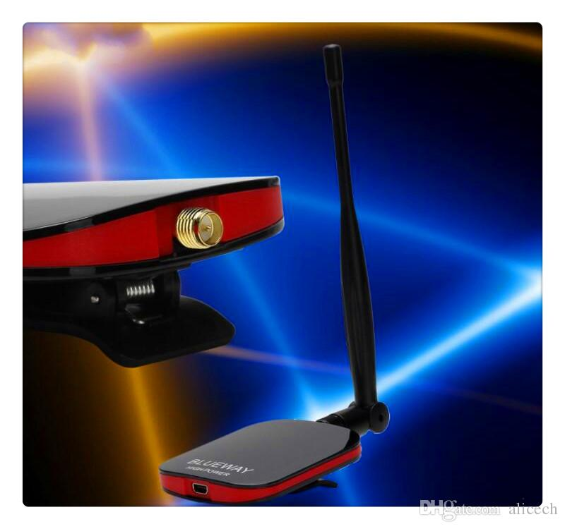 N9000 Adaptador WiFi USB inalámbrico a Internet gratuito Antena de 150Mbps de largo alcance + Wi fi