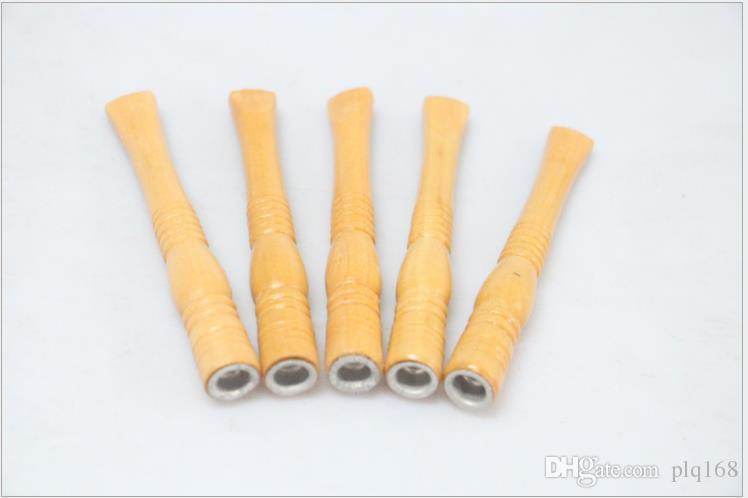 Filtre Ahşap Sigara Tutucu 9.5cm Uzun Sigara Tutucu