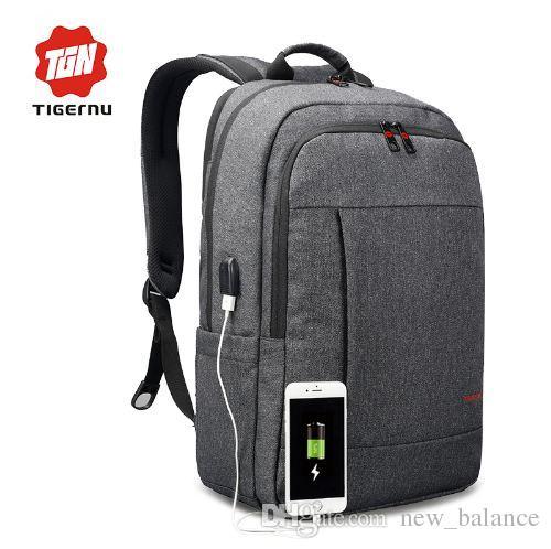 ba5e03ed06ab 2018 Tigernu Anti-thief USB Bagpack 15.6inch Laptop Backpack for ...