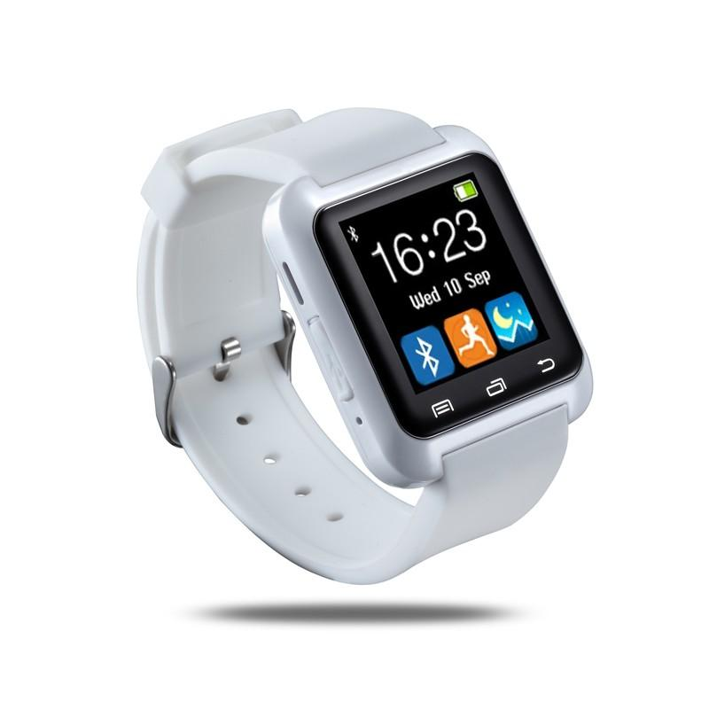 1d3f1b4fe Compre U8 Smartwatch Bluetooth WristWatche Esporte Pedômetro Messager Push  SMS Sync Chamada Lembrete Câmera Remota Anti Perda Calendário Monitor De  Dormir ...