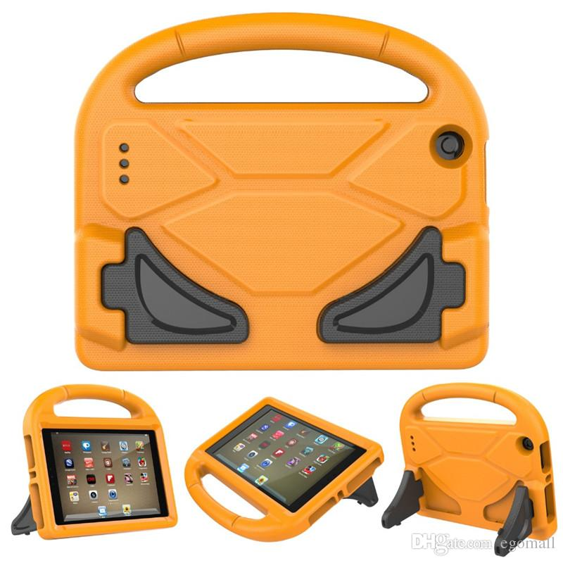 EVA Case for All-New Fire 7 Tablet. Light Weight Anti Slip Shockproof Kids Friendly Protective Cover 2015 & 2017 release-