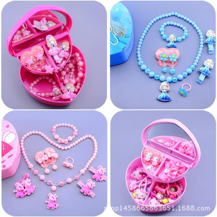 a6cc8ca6e Fashion Children Headwear Hello Kitty Hair Clips Gum Elastic Bands Hair  Accessories Barrettes Scrunchies Gifts For Cute Baby Hair Accessories Women  Hair ...