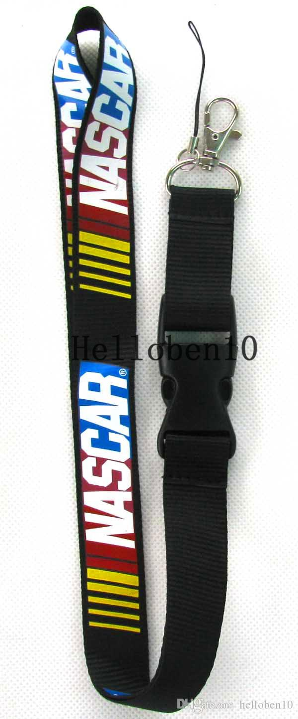 New car Straps Lanyard ID Badge Holders Mobile Neck Key chains