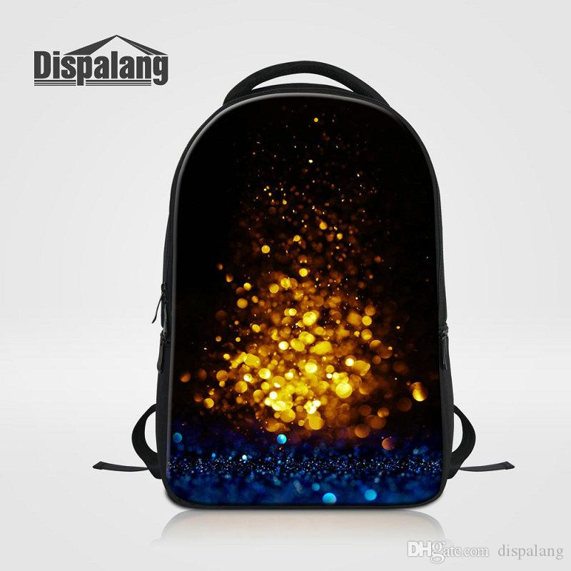 Universe Space Travel Laptop Backpacks For Teenagers Galaxy School Bags  Stars Sands Printing Rucksack Bagpacks Mochila Children Rugtas Pack Tool  Backpack ... 1e3c1331b62af