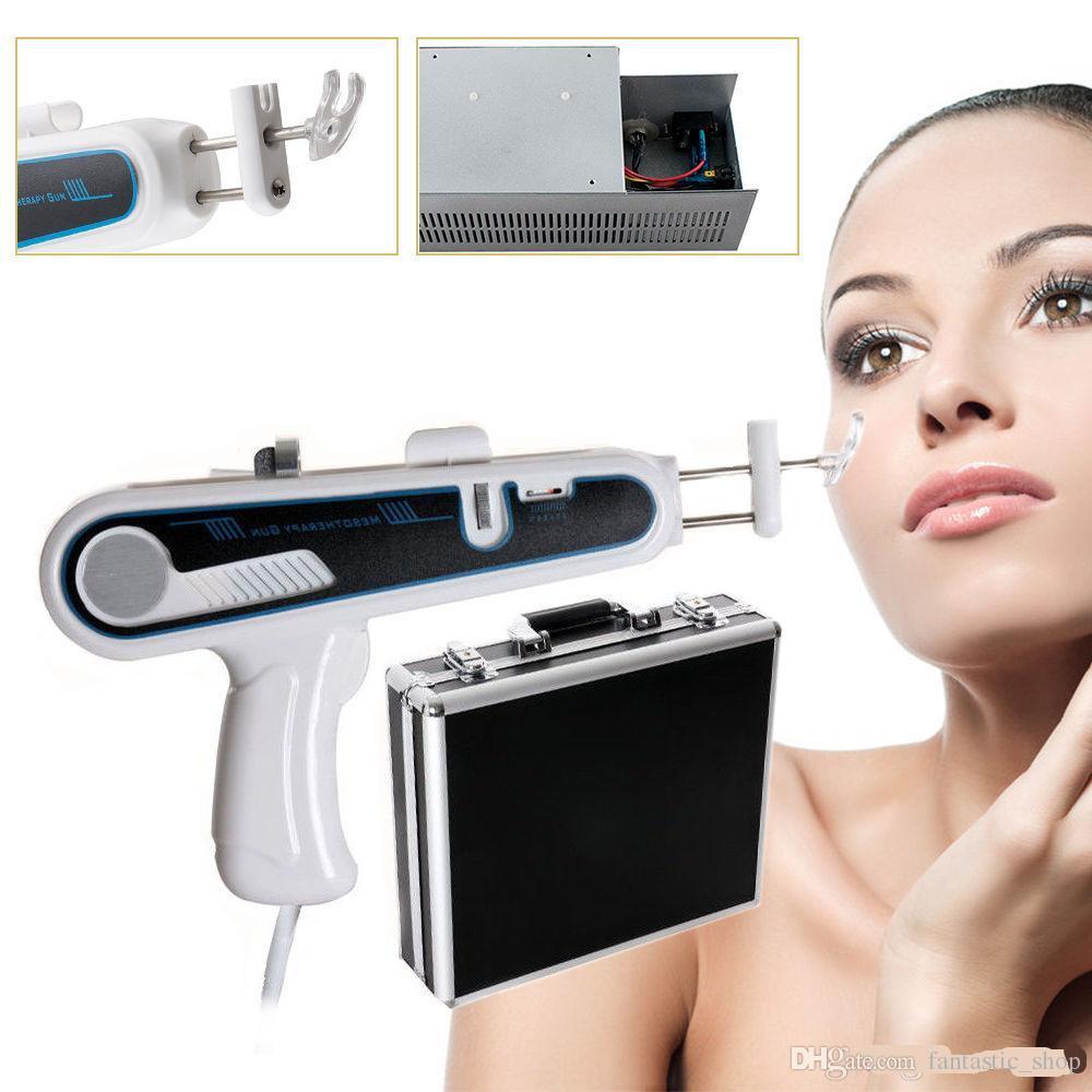 Mesoterapia pistola Mesoterapia Mesoterapia Mesas para rejuvenescimento da pele Anti-envelhecimento Rugas Remover Beleza Máquina