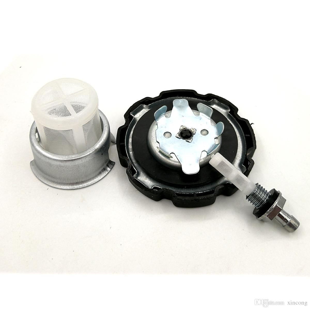 Fuel Tank Gas Cap Joint Filter Set for HONDA GX120 GX160 GX200 GX240 GX270  GX340 GX390 5 5HP 6 5HP 11HP 13HP Engine Generator