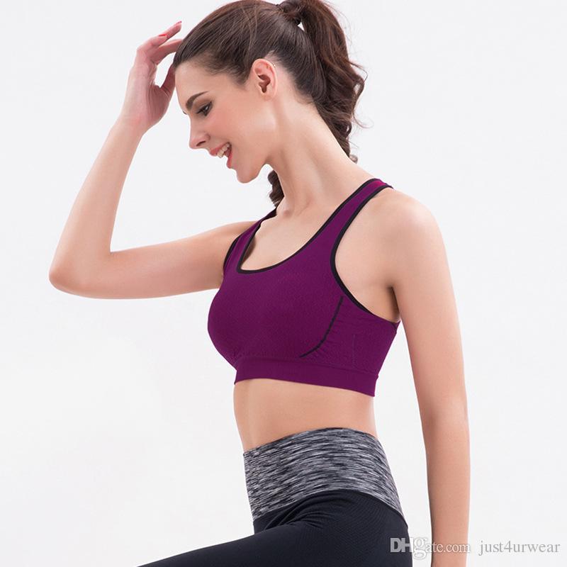 Reggiseno sportivo da yoga Reggiseno sportivo Canottiere reggiseno sportivo Reggiseno sportivo da donna