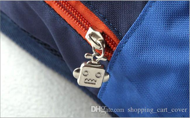 Robot Baby Child Toddler Infant Kid Keeper Nursery Safety Safe Harness Cartoon Backpack Walking Strap Rein Belt Leash Bag Carrier Sling