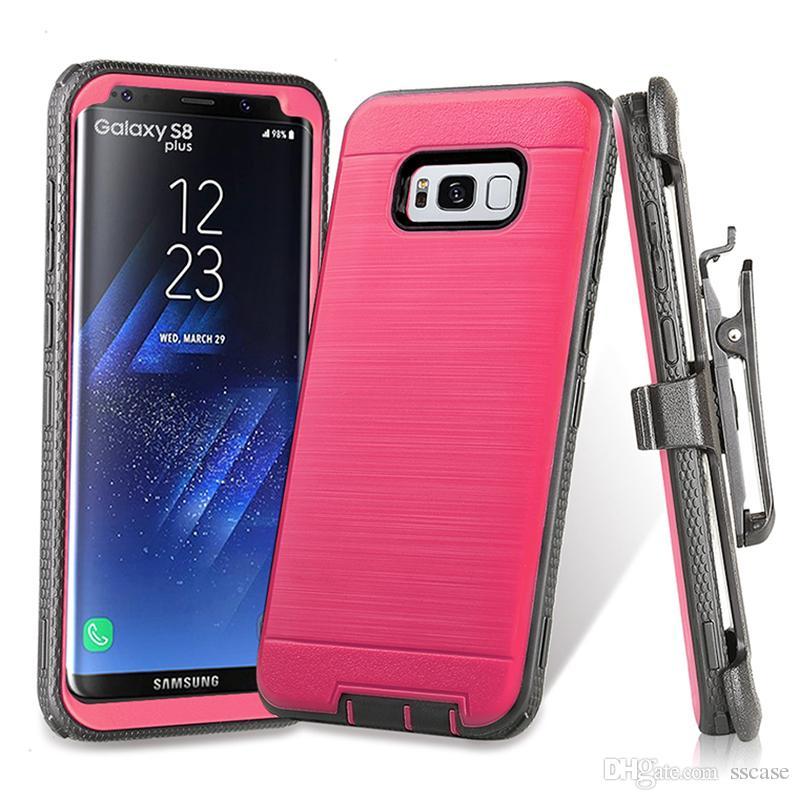 super popolare be85b f5d61 Per HTC Desire 650 630 530 626 Custodia da cintura Custodia per cellulare  con custodia antishock Custodia antiurto Custodia resistente per armatura  ...