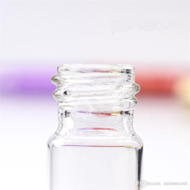 10 ml Mini Parfüm Şişesi Doldurulabilir Alüminyum Boş Atomizer Taşınabilir Seyahat Parfüm Kozmetik Konteynerler Koku Pompa Sprey Vaka Maquiagem