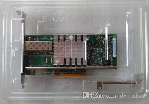 Para Intel E10G41BTDA X520-DA1 10 Gb de porta única Ethernet PCI-E Converged Network Adapter