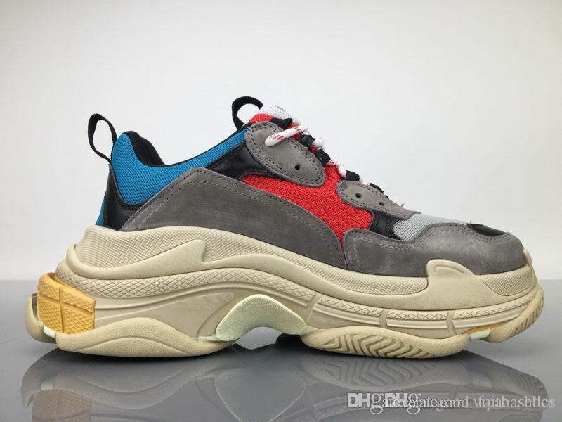 info for 64a2f 0de31 Scarpe Bambini Balenciaga Vapormax Off White Shoes Nike BootScarpe Da  Rappresentanza Atletica Più Trendy Top Quality New Color Triple S Sneakers  Uomo ...