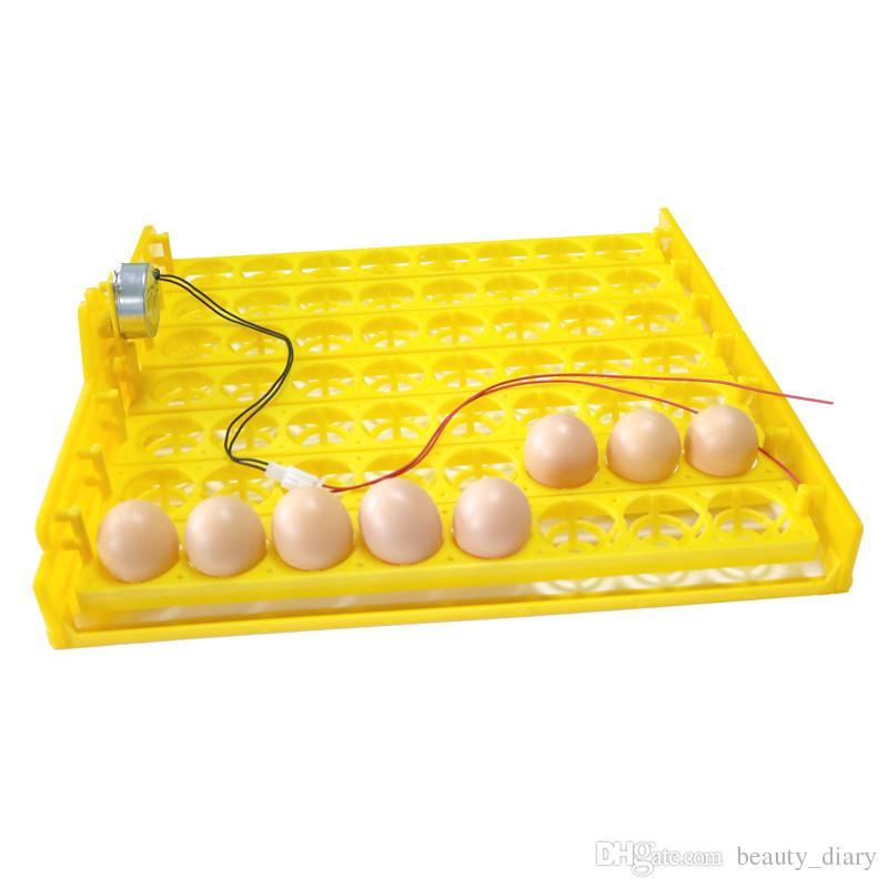 56 بيضة حاضنة الدجاج البط وغيرها من الدواجن التلقائي حاضنة الدواجن بيض الدجاج معدات حضانة