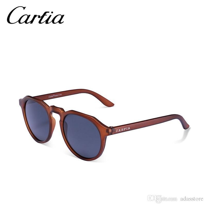 8fee4406ff 2018 Retro Polarized Sunglasses for Men And Women Vintage Acetate ...