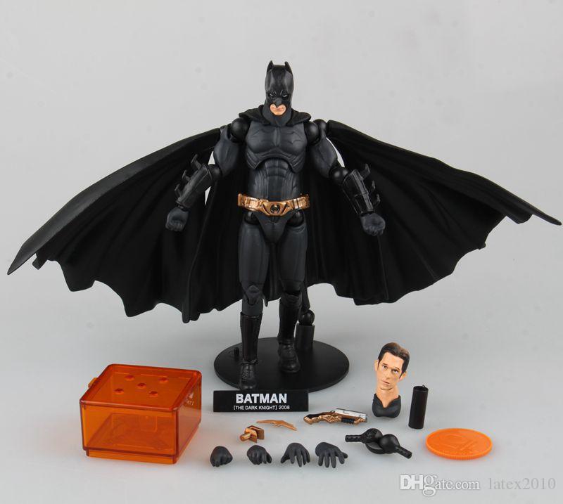 Best Action Figures 2019 2019 16cm Anime&Movie Batman Action Figure Collectible Model Toys