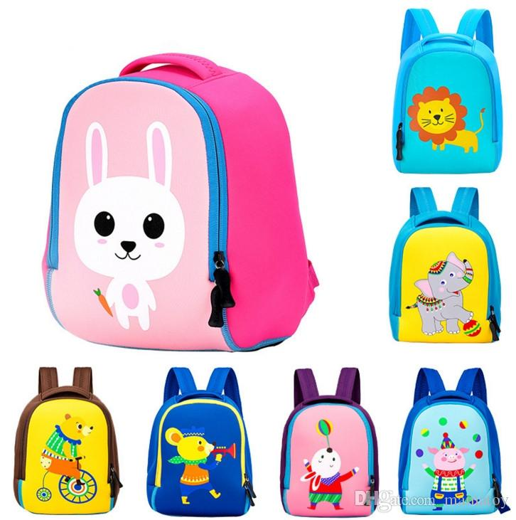 Clothing, Shoes & Accessories Baby Accessories Efficient Toddler Kids Children Boys Girl Cartoon Backpack Schoolbag Shoulder Bag Rucksack