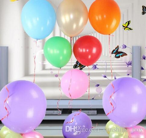Festival decoration 36 Inch Large Latex Balloons Colorful Round Big Balloon Wedding Festival Decor Airballoon For Kids Toy High Quality