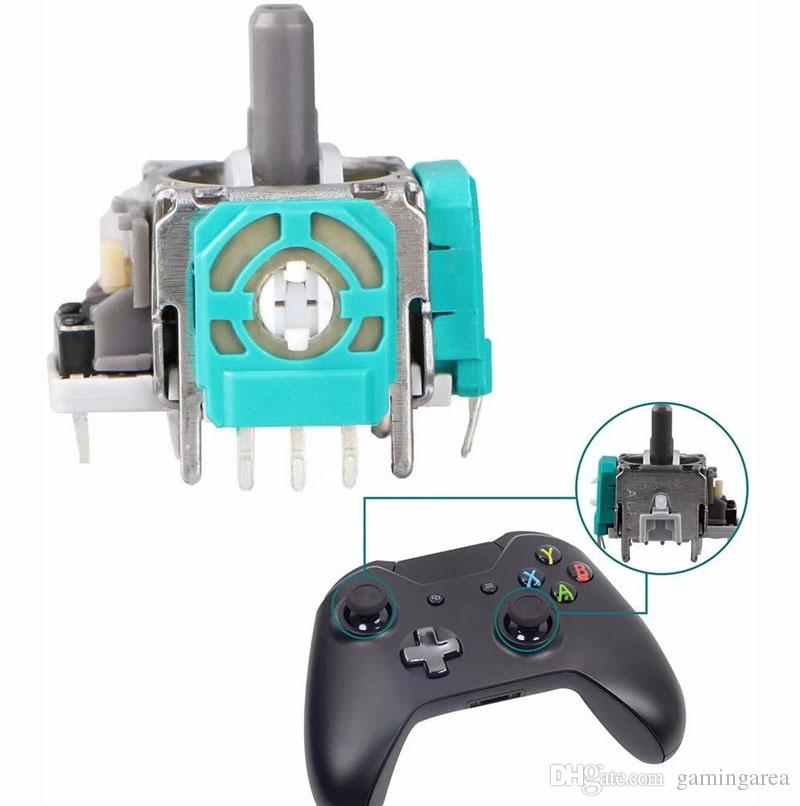 Replacement New OEM 3D Analog Sticks Joystick Axis Sensor Module Potentiometers for Microsoft Xbox one Controller Repair Part FAST SHIP