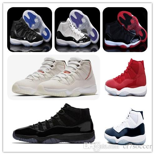 99274526044 11 Platinum Tint Mens Womens Basketball Shoes Concord 45 Bred Space Jam Gym  Red Chicago 11S Xi Prom Night Sports Sneaker 11 Xi Platinum Tint Trainers  with ...
