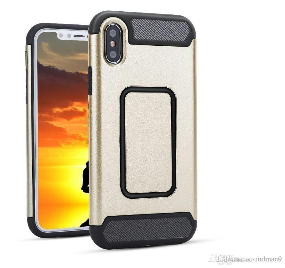 coque iphone x carbone magnetique