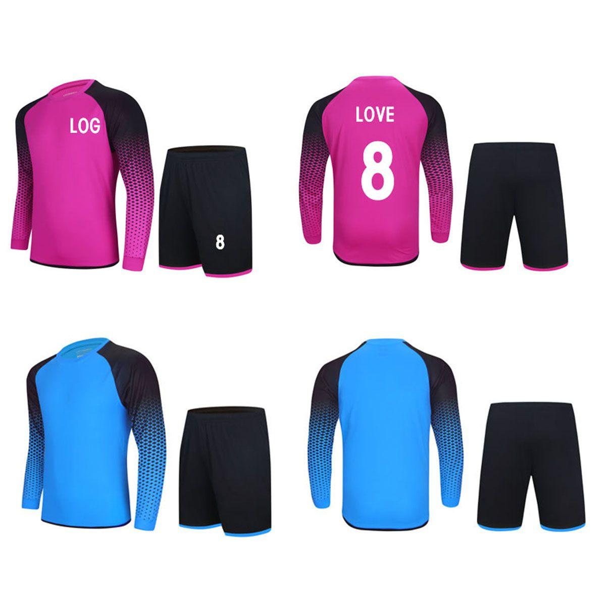 2019 Customize Blank Team Soccer Jersey Football Jersey Team
