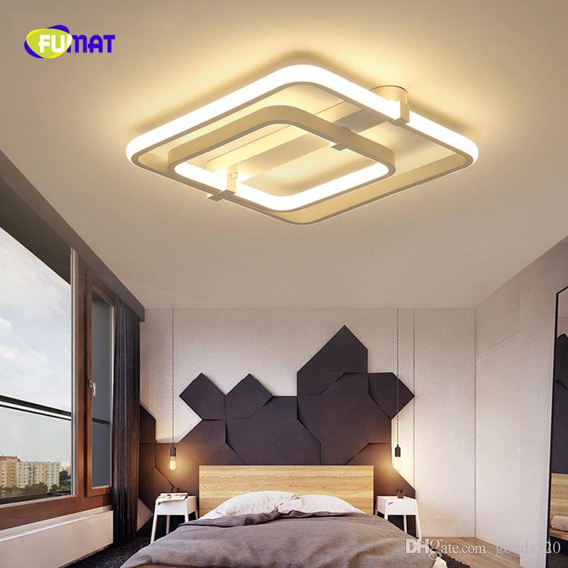 Remote control Dimmable Led Ceiling lights lamp For Living room Bedroom deckenleuchten Modern Led Ceiling lights Lighting Fixture