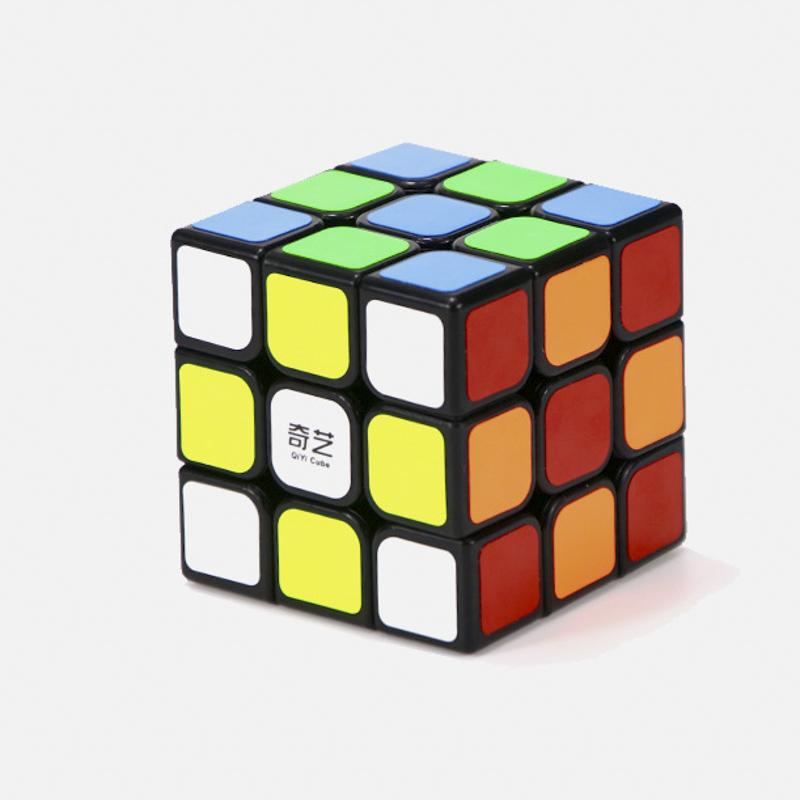 Professional 3x3x3 5.7CM Speed For Magic Cube Puzzle Fidget Cube Cubo Magico Sticker For Children Adult Education Toy