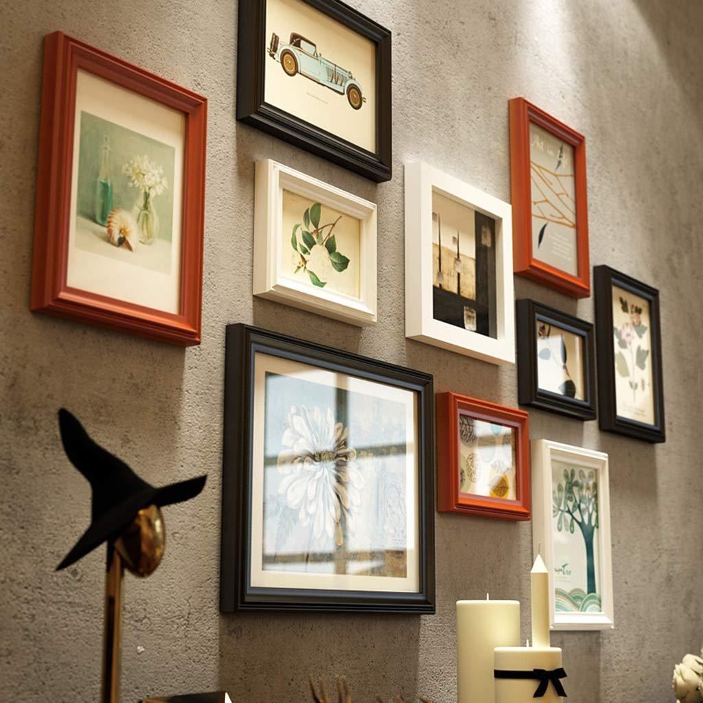 Großhandel Gallery Wall Frame Sammlung, 10 Wand Und Desktop ...