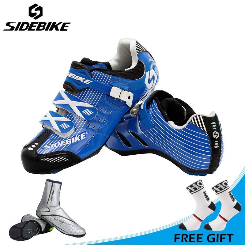 Sidebike Zapatillas De Carretera Hombre Bicicleta Para Pro TXZilwOkPu