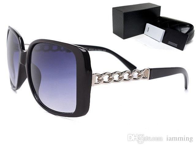 1c1f457985e51 Compre Gafas De Sol De Lujo Para Hombres Marca De Fábrica Diseño Wrap  Sunglass Marco Cuadrado Protección Uv Lente Piernas De Fibra De Carbono  Estilo De ...
