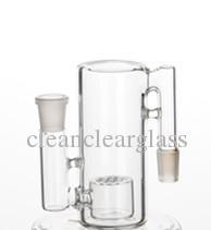 Glass Ash Catcher avec fleur de vie perc 14.5mm et 18.8mm livraison gratuite