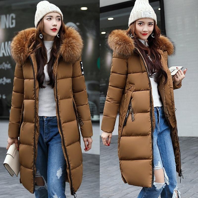028c67a511ab Großhandel Hohe Qualität Winter Frauen Mode Warme Parka Mantel Fell Unten  Jacken Baumwolle Mantel Von Christinaaa,  36.19 Auf De.Dhgate.Com   Dhgate