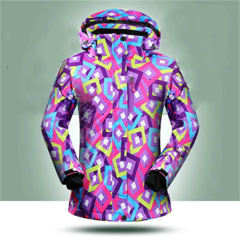 Women Ski Jacket Cold Winter Outdoor Female Snowboard Jackets 10000mm  Waterproof Women S Skiing Coats Snow Clothes UK 2019 From Fwuyun 009c1ade3