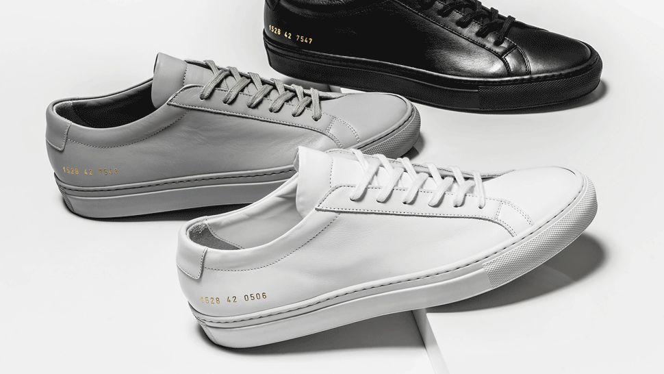 promo code 14b6b c93fb Progetti comuni Sneakers uomo Saldi Scarpe basse basse bianche nere basse  Scarpe casual per calzature in vera pelle