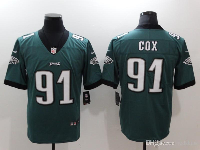5ab75a73709 Men's Carson Wentz Jersey Fletcher Cox Philadelphia Eagles Brian ...