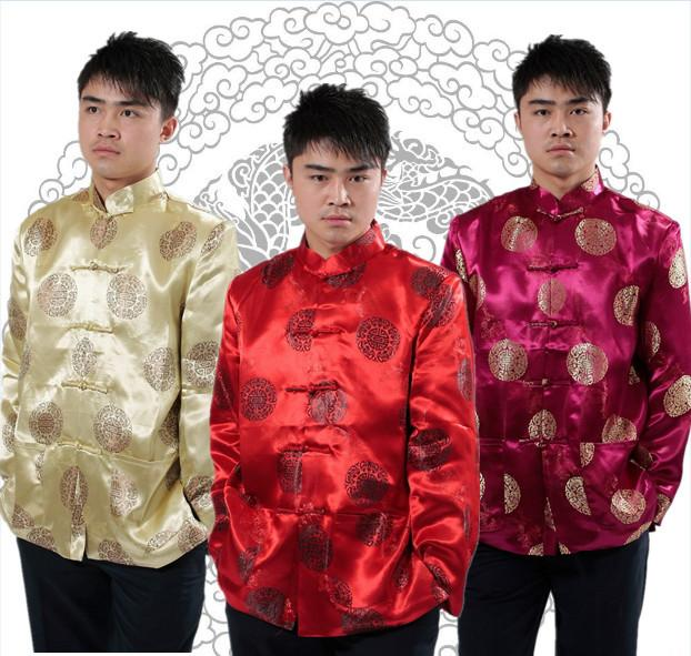 traditional kung fu plus size cheongsam top man suits tang suit men in collar suit jacket for traditional mens chinese clothing