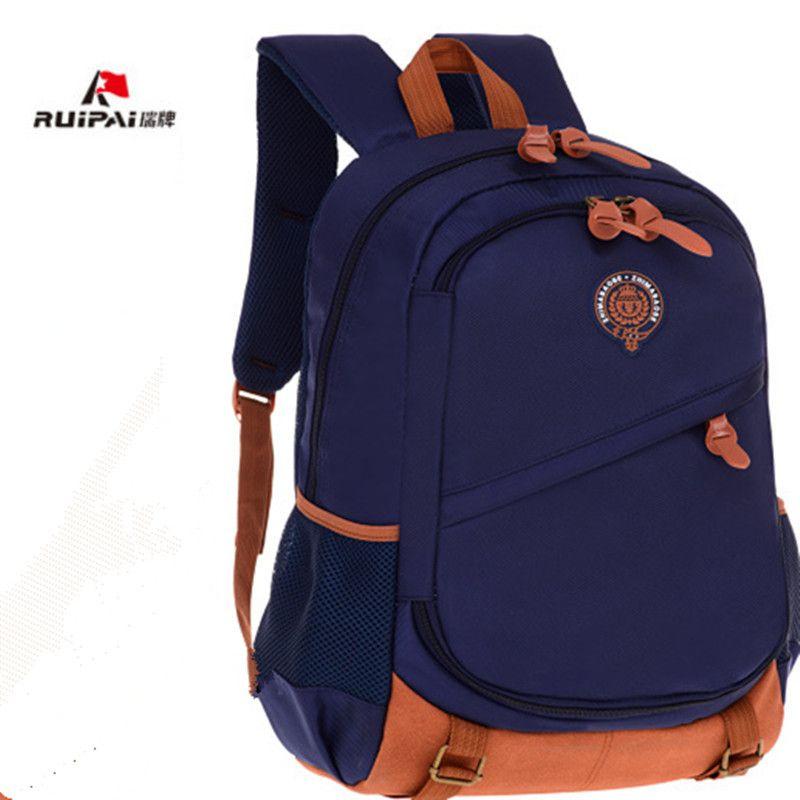 4233da78d67f Waterproof Orthopedic Backpack Children School Bags Kids Book Bags Children  Elementary School Backpack Boys Girls Bolsa Infantil Y18110107 Backpacks  Large ...
