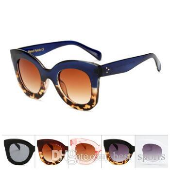 72171873b51 2019 Cat Eye Women Sunglasses Hot Popular Eyewear Classic Cateye Sun Glasses  Fashion Designer Eyeglasses Outdoor Eyewear CCA9308 From Best sports