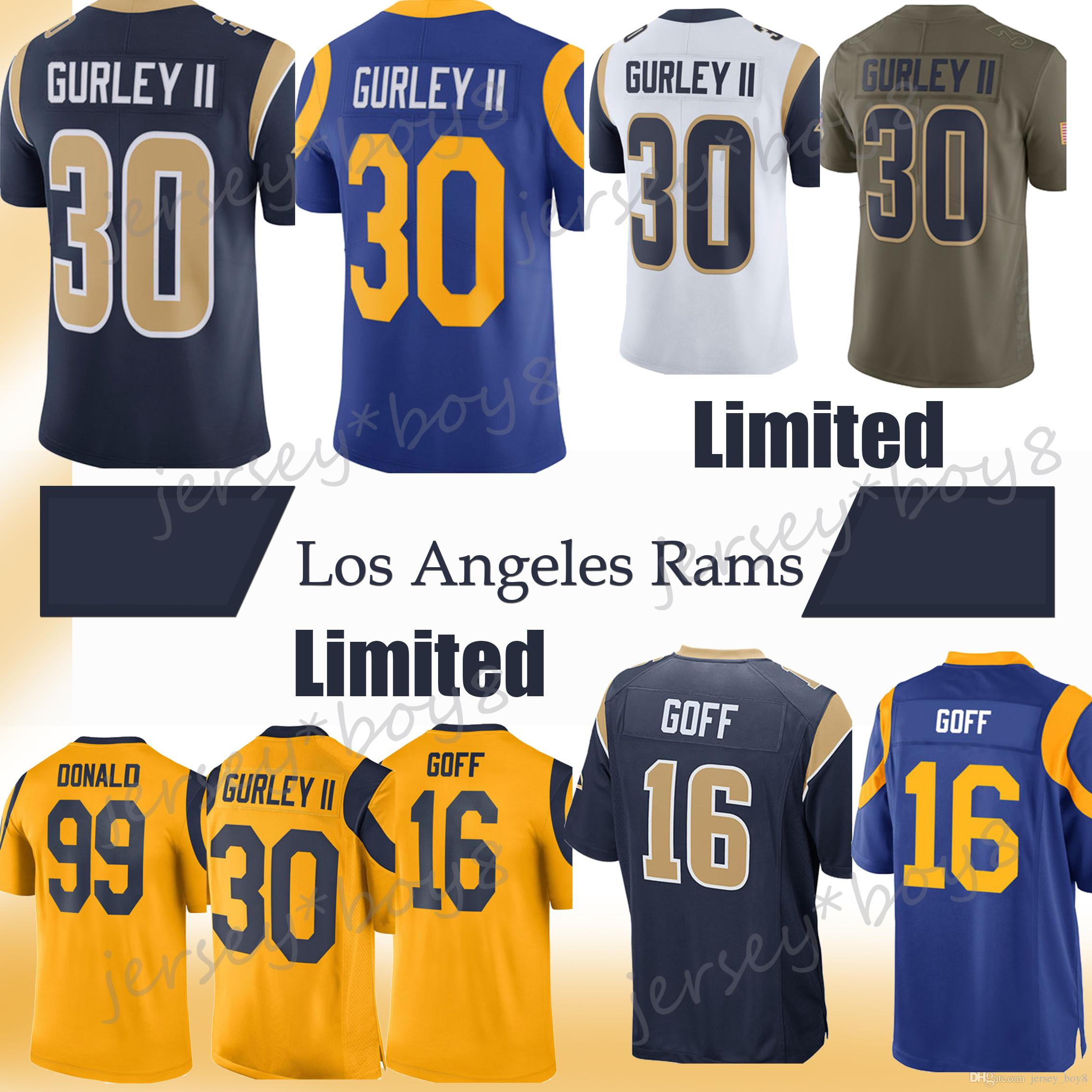 cheap todd gurley jersey